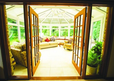 uPVC Conservatories Aberdeen Installation Example 3