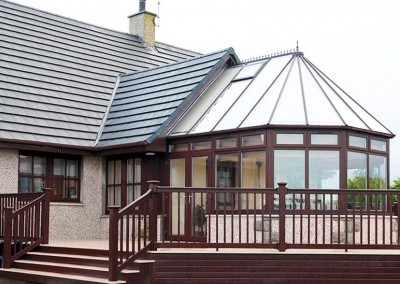 uPVC Conservatories Aberdeen Installation Example 30