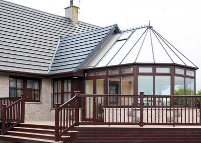 uPVC Conservatories Aberdeen Installation Example 30