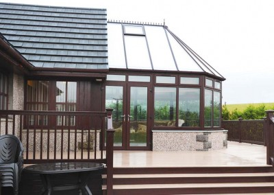 uPVC Conservatories Aberdeen Installation Example 31