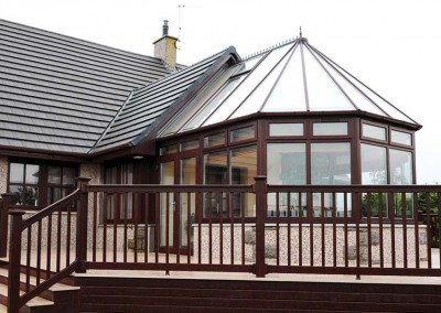 uPVC Conservatories Aberdeen Installation Example 32