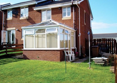 uPVC Conservatories Aberdeen Installation Example 33