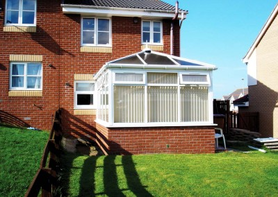 uPVC Conservatories Aberdeen Installation Example 34