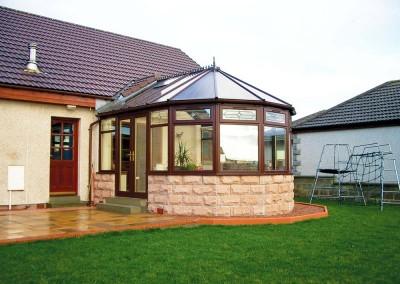 uPVC Conservatories Aberdeen Installation Example 35