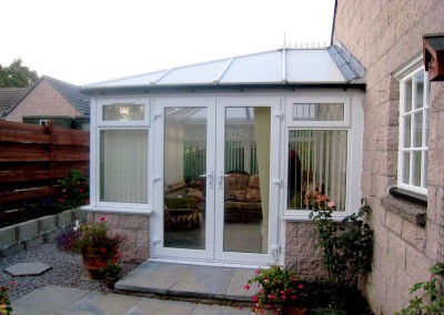 uPVC Conservatories Aberdeen Installation Example 37