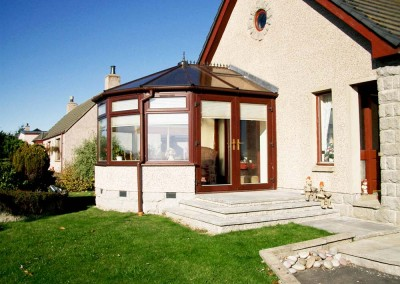 uPVC Conservatories Aberdeen Installation Example 39