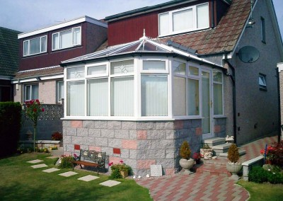 uPVC Conservatories Aberdeen Installation Example 40