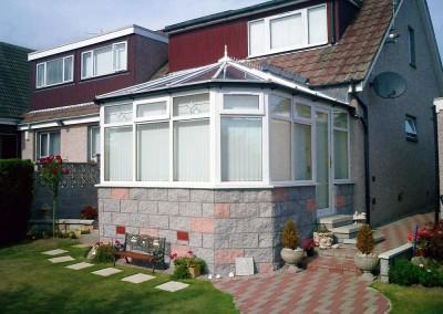 uPVC Conservatories Aberdeen Installation Example 40