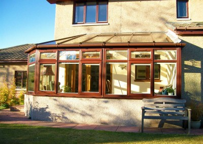 uPVC Conservatories Aberdeen Installation Example 42