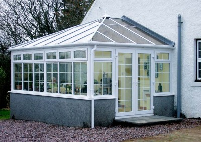 uPVC Conservatories Aberdeen Installation Example 43