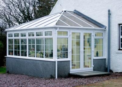 uPVC Conservatories Aberdeen Installation Example 43