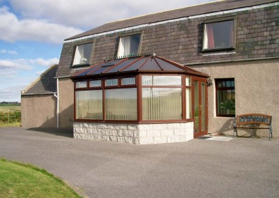 uPVC Conservatories Aberdeen Installation Example 44