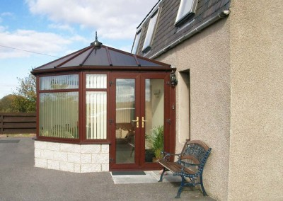 uPVC Conservatories Aberdeen Installation Example 45