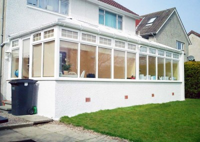 uPVC Conservatories Aberdeen Installation Example 46