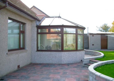 uPVC Conservatories Aberdeen Installation Example 47