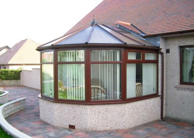 uPVC Conservatories Aberdeen Installation Example 48