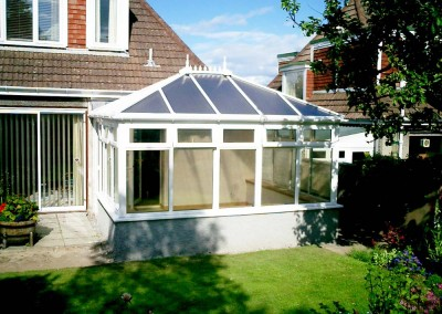 uPVC Conservatories Aberdeen Installation Example 49