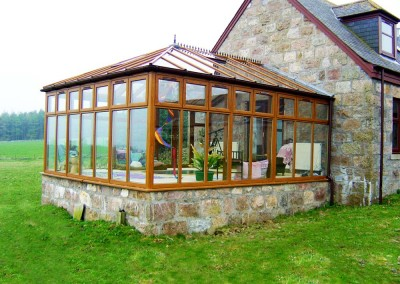 uPVC Conservatories Aberdeen Installation Example 50