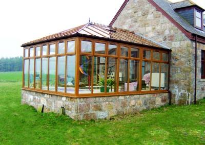 uPVC Conservatories Aberdeen Installation Example 50