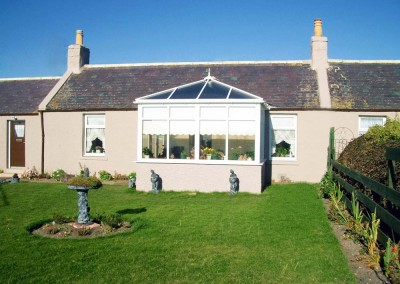 uPVC Conservatories Aberdeen Installation Example 51