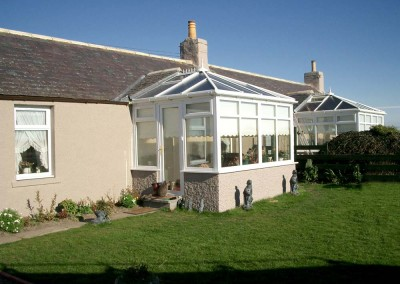 uPVC Conservatories Aberdeen Installation Example 52