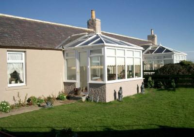 uPVC Conservatories Aberdeen Installation Example 52