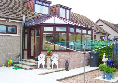 uPVC Conservatories Aberdeen Installation Example 53
