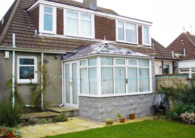 uPVC Conservatories Aberdeen Installation Example 54