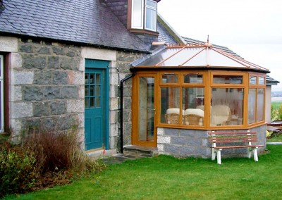 uPVC Conservatories Aberdeen Installation Example 55