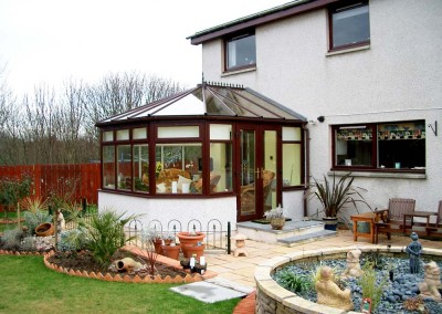 uPVC Conservatories Aberdeen Installation Example 57