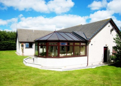 uPVC Conservatories Aberdeen Installation Example 6
