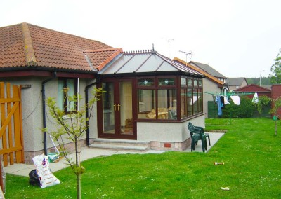 uPVC Conservatories Aberdeen Installation Example 61
