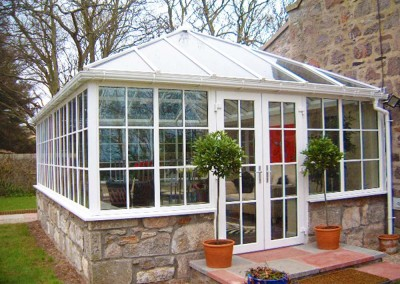 uPVC Conservatories Aberdeen Installation Example 62