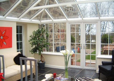 uPVC Conservatories Aberdeen Installation Example 64
