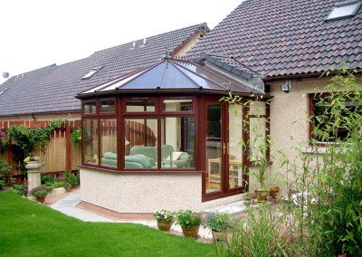 uPVC Conservatories Aberdeen Installation Example 67