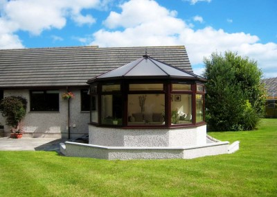 uPVC Conservatories Aberdeen Installation Example 7