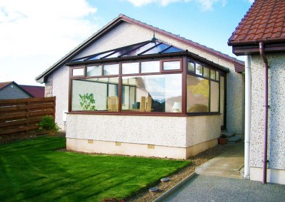 uPVC Conservatories Aberdeen Installation Example 70