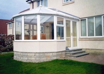 uPVC Conservatories Aberdeen Installation Example 71