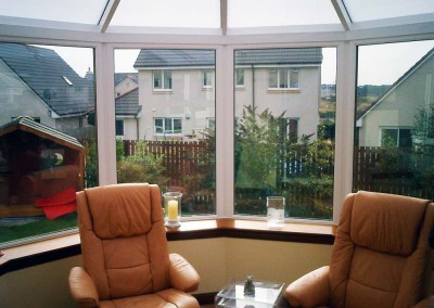 uPVC Conservatories Aberdeen Installation Example 72
