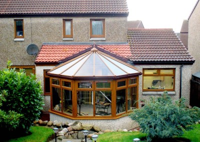 uPVC Conservatories Aberdeen Installation Example 73