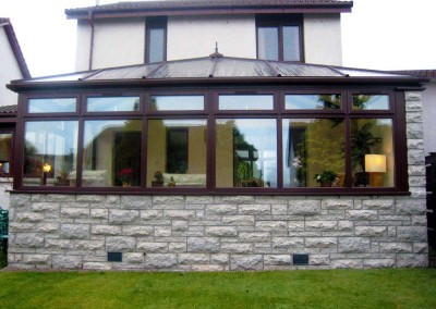 uPVC Conservatories Aberdeen Installation Example 74