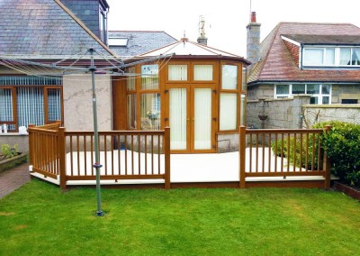uPVC Conservatories Aberdeen Installation Example 76