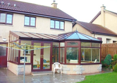 uPVC Conservatories Aberdeen Installation Example 77