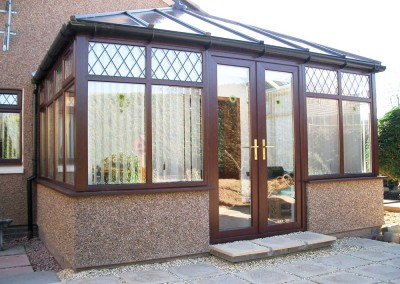 uPVC Conservatories Aberdeen Installation Example 78