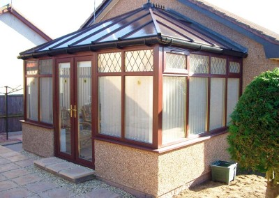uPVC Conservatories Aberdeen Installation Example 79