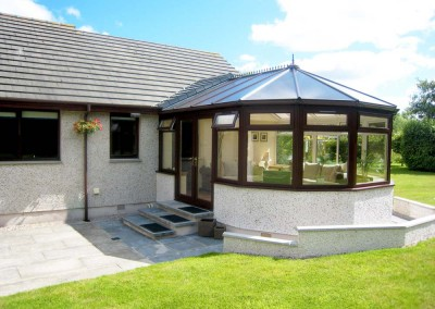 uPVC Conservatories Aberdeen Installation Example 8