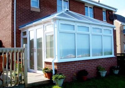 uPVC Conservatories Aberdeen Installation Example 9