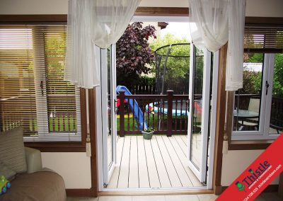 uPVC French Doors Aberdeen, Aberdeenshire & North East Scotland: Installation Example 10
