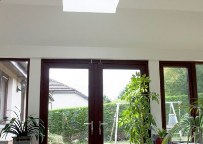 uPVC French Doors Aberdeen, Aberdeenshire & North East Scotland: Installation Example 11
