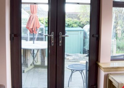 uPVC French Doors Aberdeen, Aberdeenshire & North East Scotland: Installation Example 13